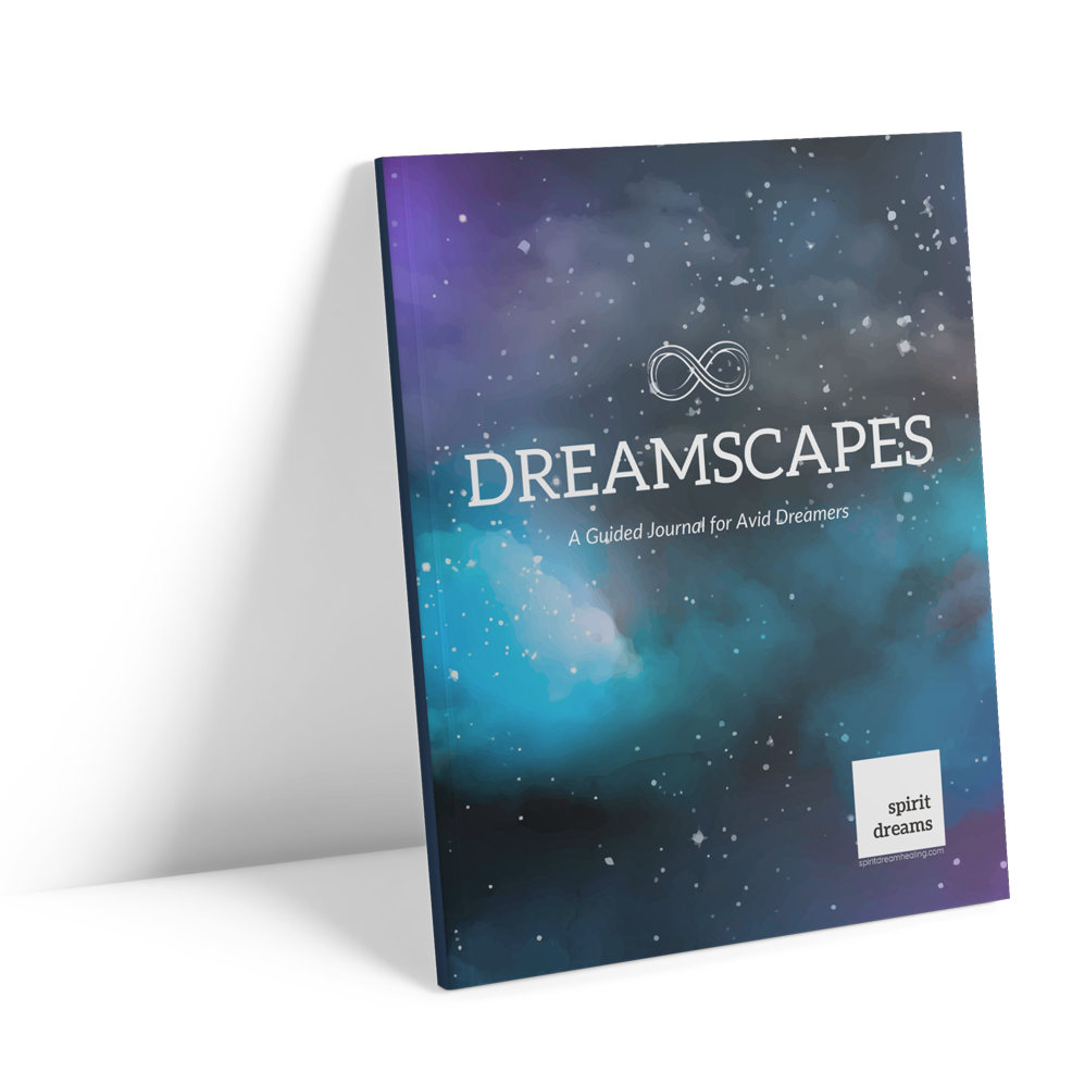 Shop Dreamscapes Dream Journal