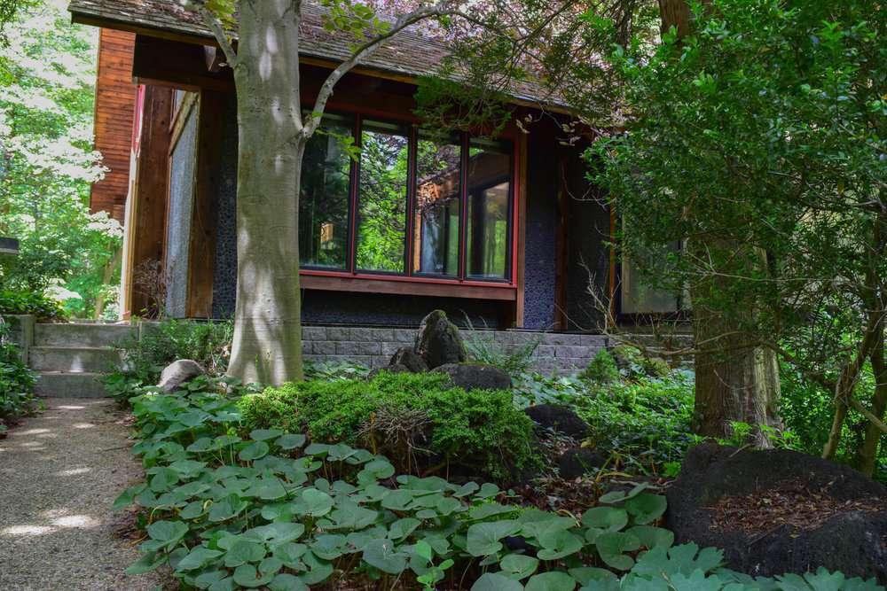 Yoga Retreat at Brincka Cross Gardens