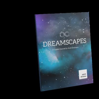 Shop Dreamscapes Dream Journal